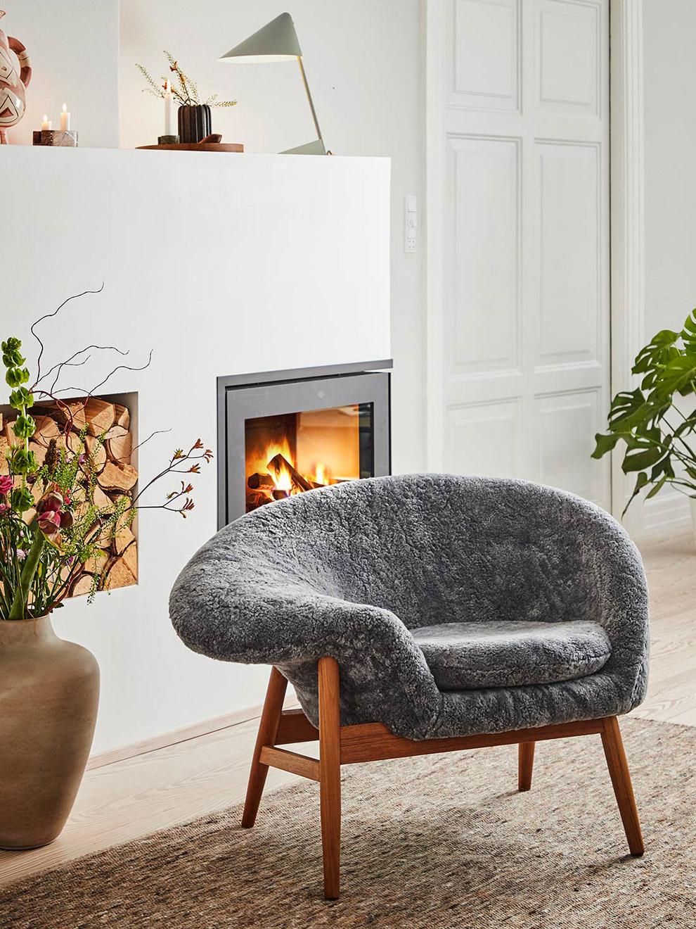 minimal design, Designmöbel und Einrichtungen   Fried Egg Lounge ...